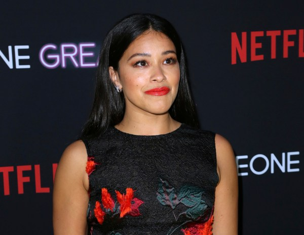 Who is Gina Rodriguez and what did she say on Instagram?