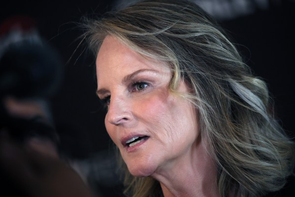 Hollywood star Helen Hunt rushed to hospital after a terrifying car crash