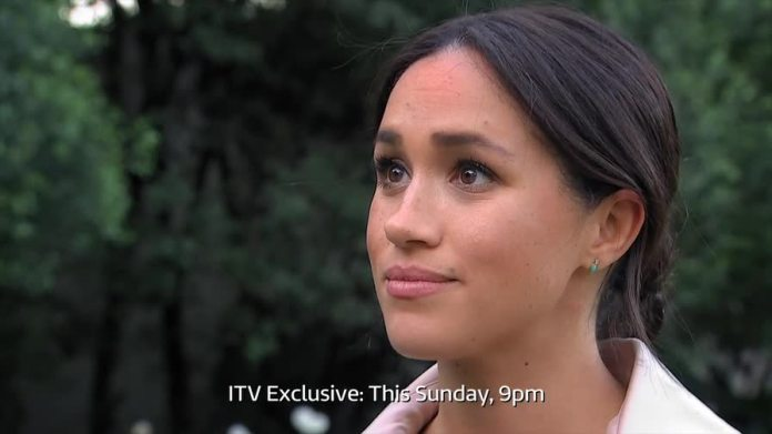 Last year Meghan said in an ITV documentary that it is not enough to survive life - you have to