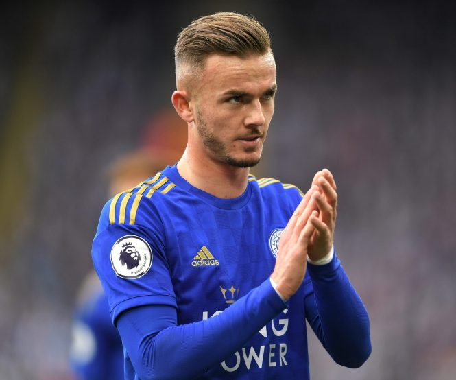 Manchester United are reportedly confident of adding James Maddison to their squad next year
