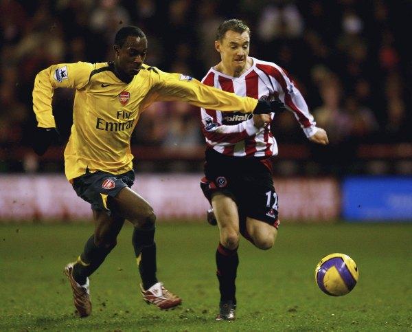 Ex-Arsenal defender Hoyte relives club
