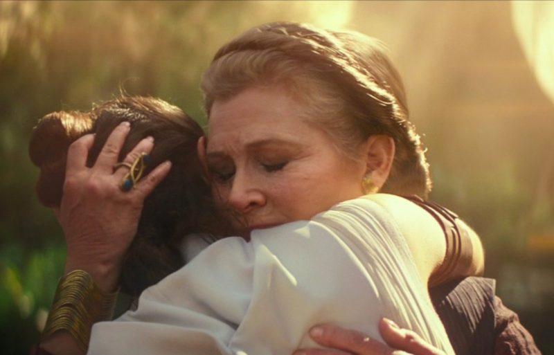 Star Wars 9 final trailer teases Rey