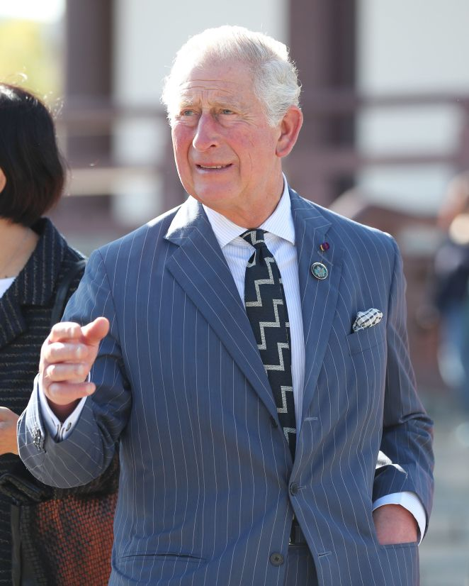 Charles is thought to be adamant that he has supported Prince Harry and Meghan Markle since their marriage