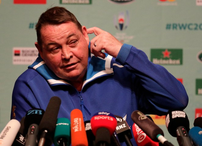 Steve Hansen's comments on domestic violence following Reece's case fuelled the controversy