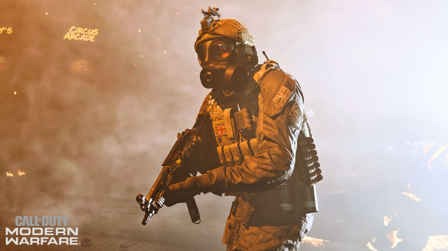 Call Of Duty Modern Warfare 2019 Cross Platform Gameplay How Xbox And Ps4 Players Can Battle Each Other