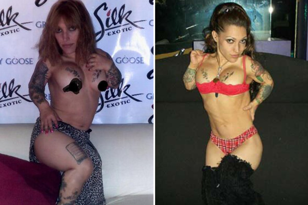 Image result for images of Porn star 'Bridget the Midget' faces 15 years behind bars 'for stabbing boyfriend' after she caught him in bed with another woman