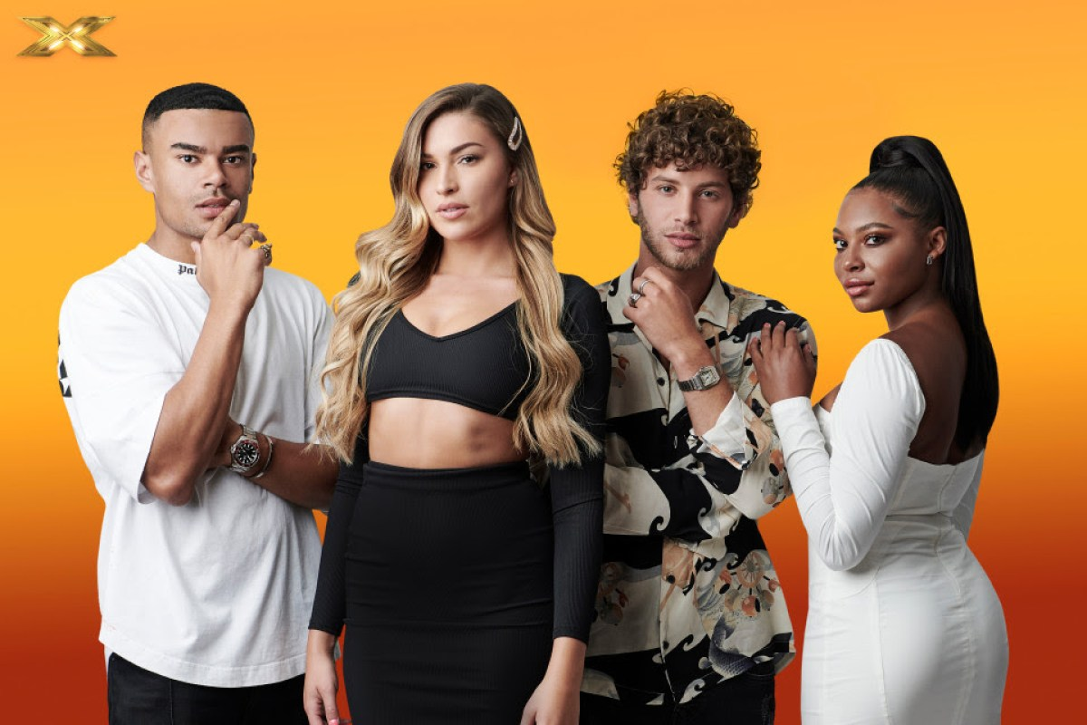 X Factor Celebrity Song Choices Revealed For First Live Show As