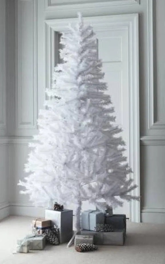 Mums Are Raving About This 18 White Christmas Tree From Argos
