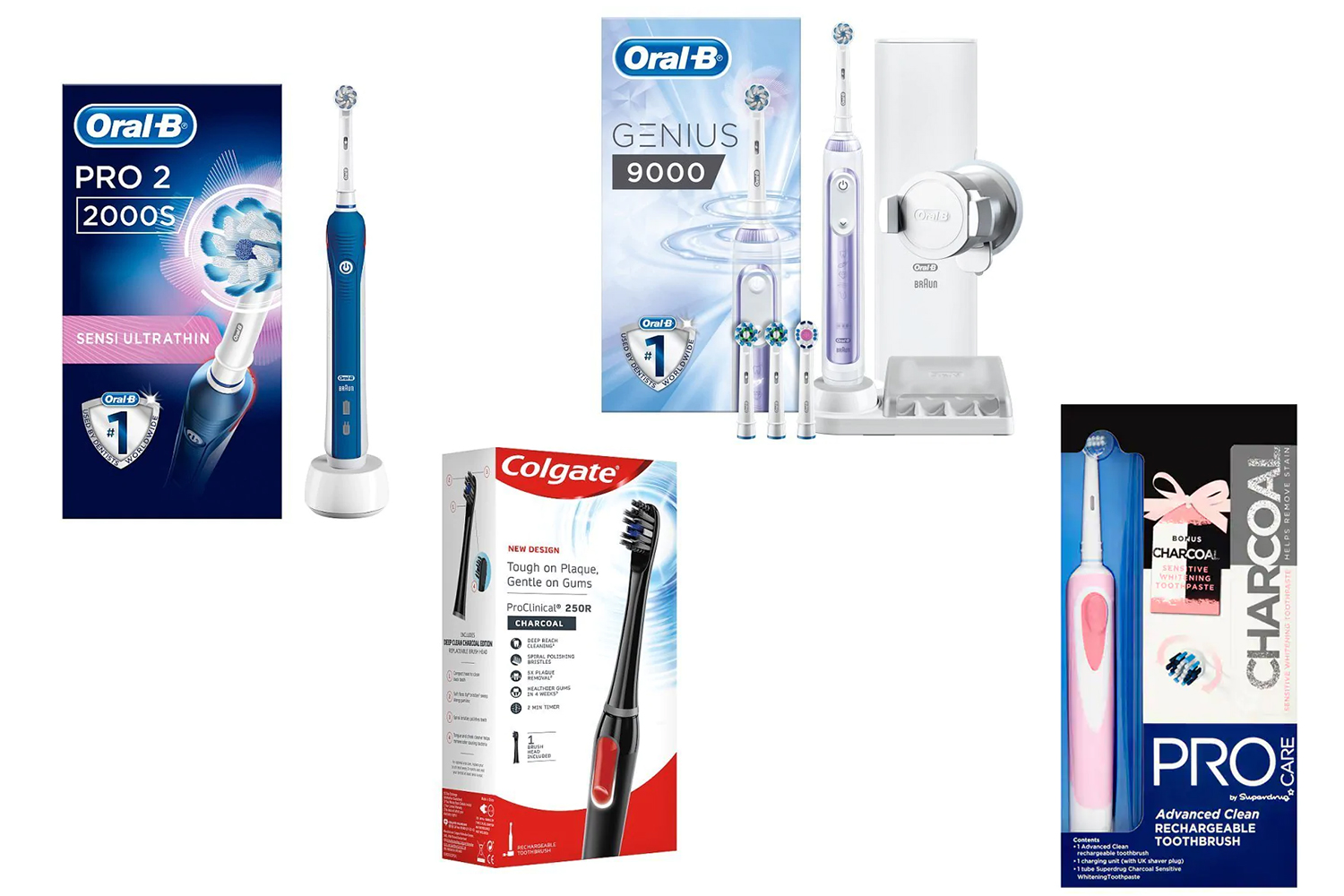 Superdrug knocked £200 off of Oral-B's Genius 900 last year