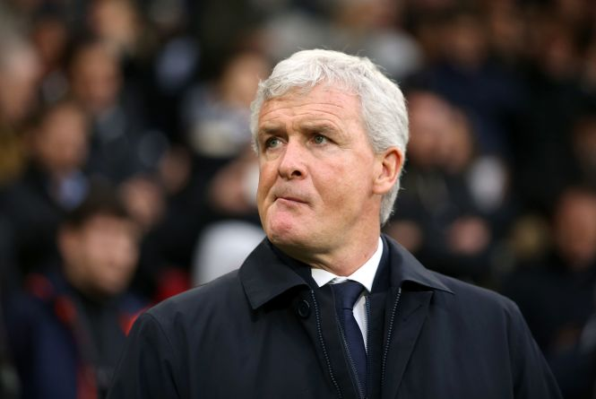 Mark Hughes would surely be an unpopular appointment if he replaced Marco Silva at Everton