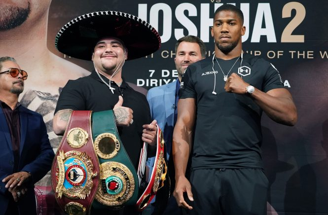 Holding the Anthony Joshua re-match with Andy Ruiz Jr in Saudi Arabia, while charging £25 to watch on pay-per-view at home, is treating boxing fans with contempt