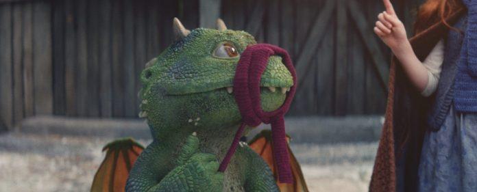 Même Ava ne peut pas empêcher le dragon de cracher du feu