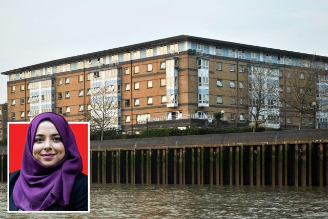 Labour candidate faces probe over whether she wrongly secured £330,000  council flat
