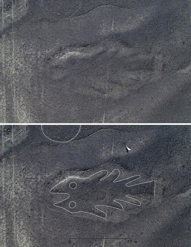 New Nazca lines