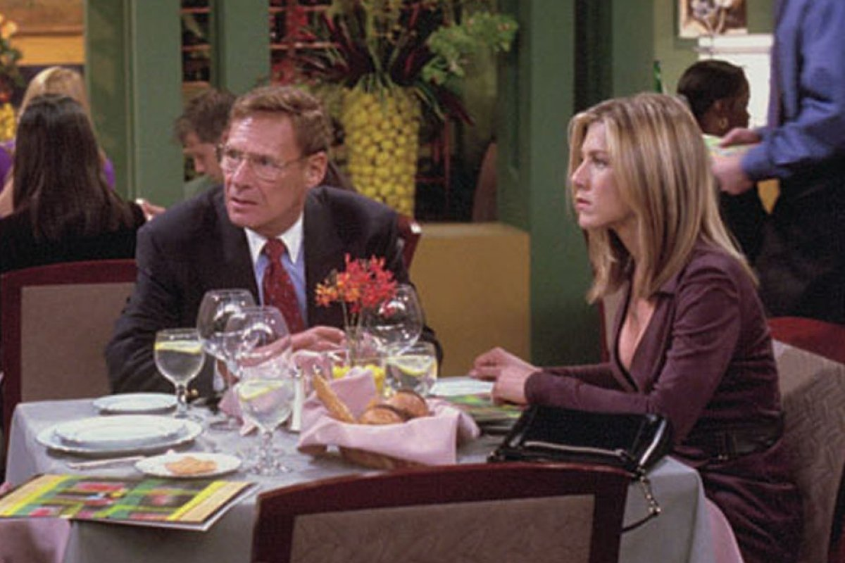 Ron Leibman dead at 82 - Emmy-winning actor who played Rachel Green's dad on Friends passes away