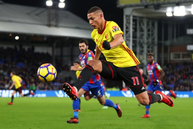 The forward impressed at Watford before earning a £40million move to Merseyside in the summer of 2018