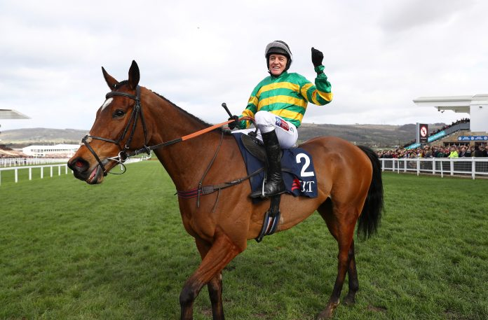 Defi Du Seuil stormed to victory in the Tingle Creek