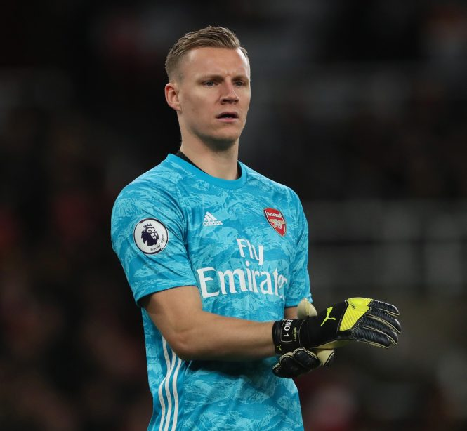 Bernd Leno helped to keep the hosts in the game but even his heroics could not rescue a point