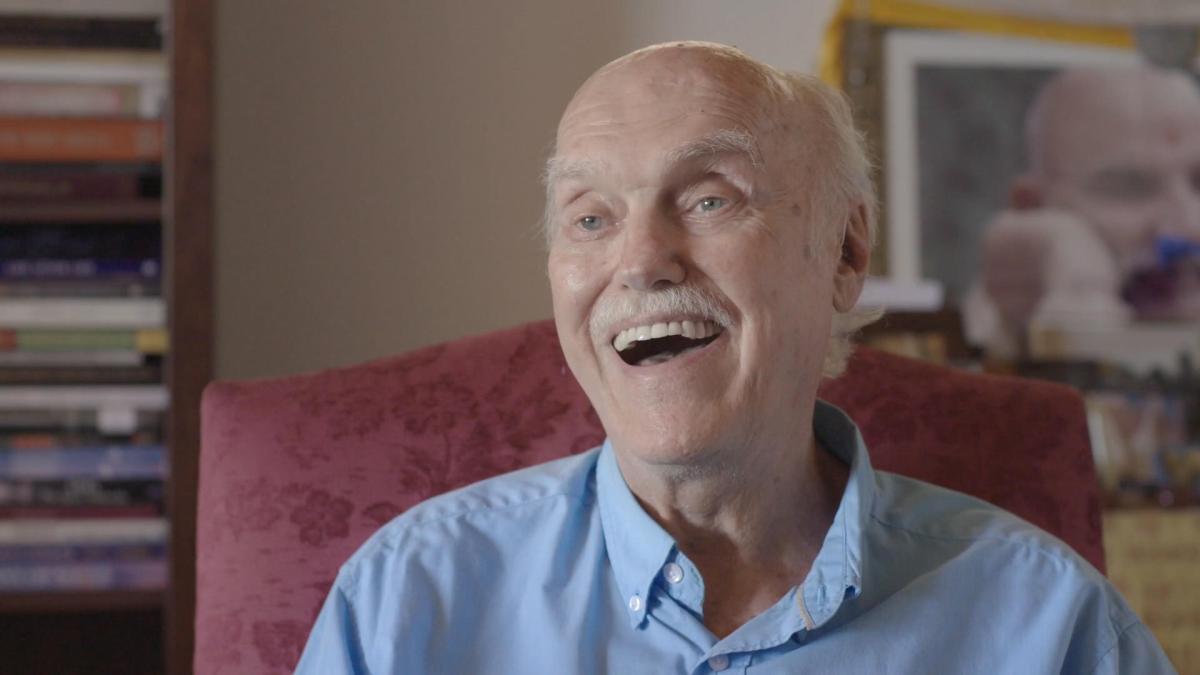 Ram Dass, born Richard Alpert, has died aged 88
