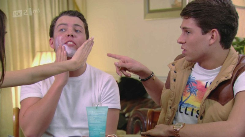Joey rose to fame on Towie before quitting in 2013