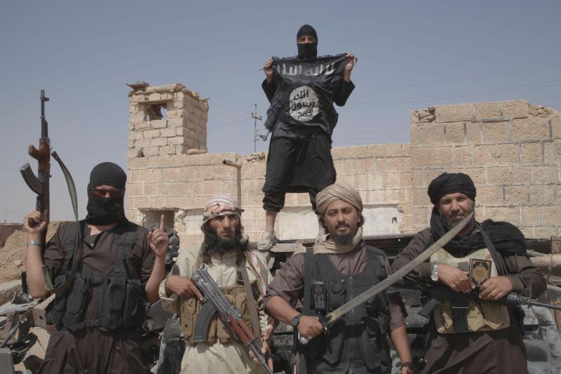ISIS once controlled vast swathes of Iraq and Syria