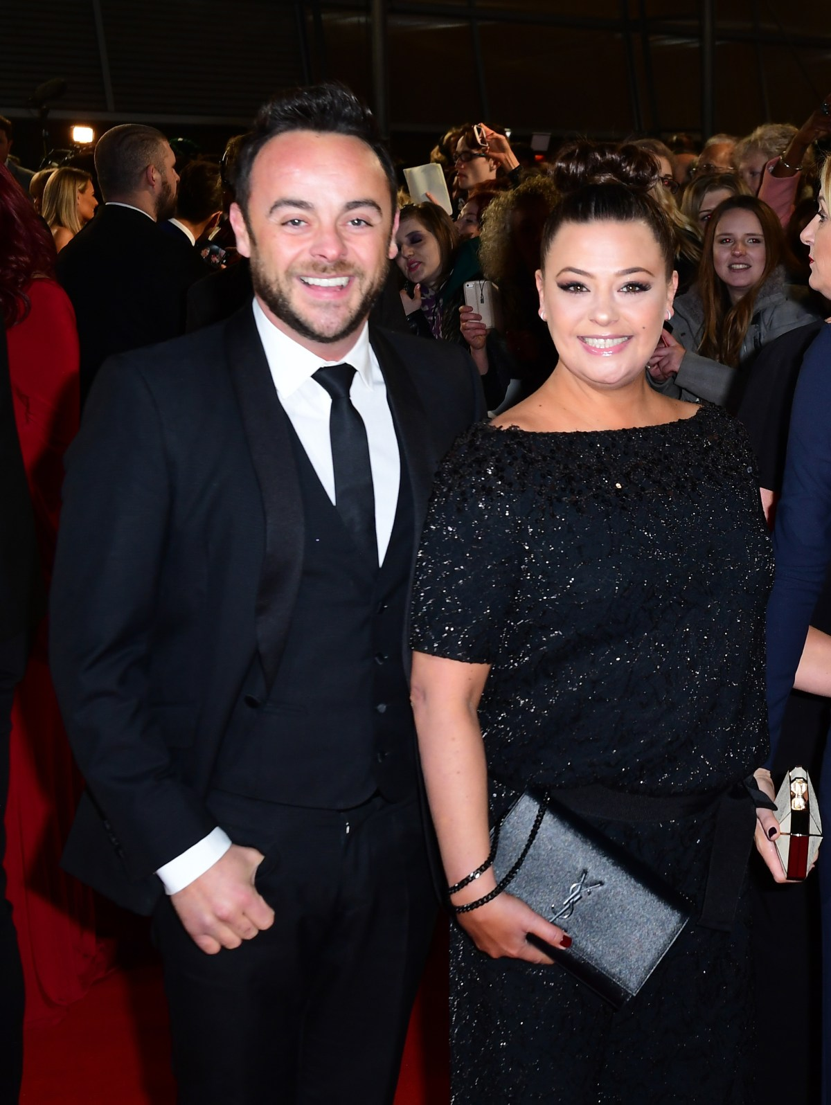 Ant McPartlin agreed to pay former wife Lisa Armstrong 36 million euros in a face-to-face meeting