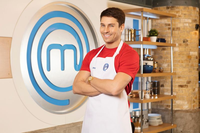 Joey has appeared on MasterChef as well as various other shows