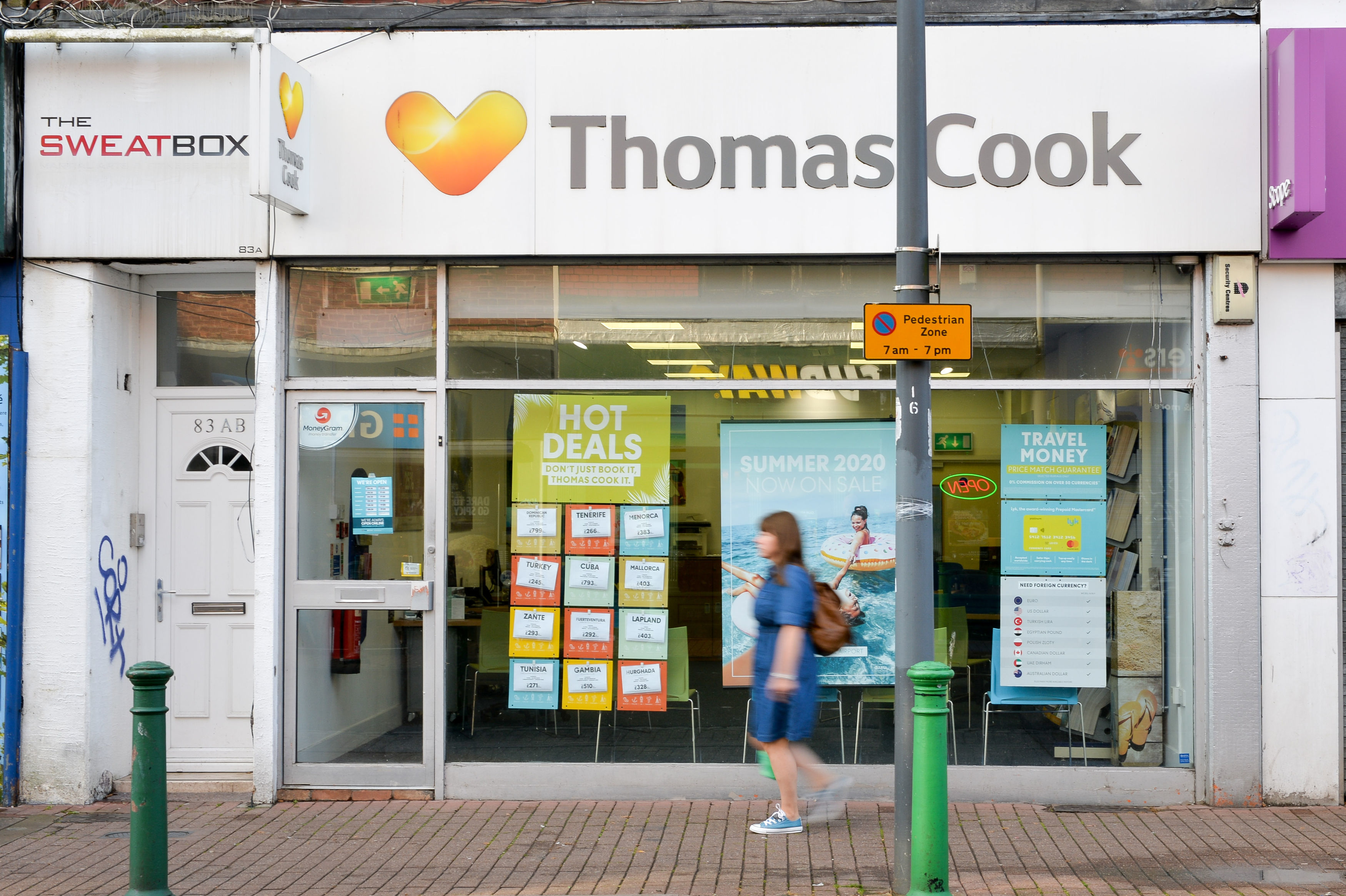 Thomas Cook executives who oversaw the company's collapse are hired again as he reboots as an online travel agent - The Sun