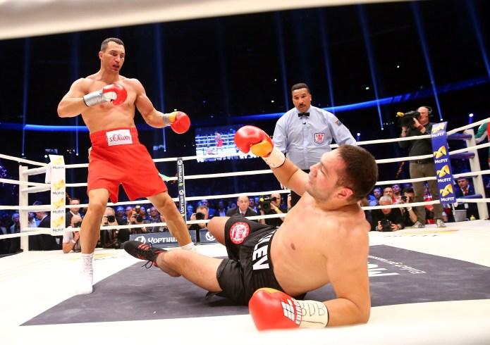 Pulev was defeated by Wladimir Klitschko in his last title battle