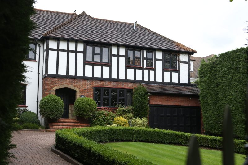 Joey bought himself a mansion when he was just 24