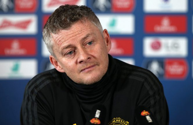 Old Trafford boss Ole Gunnar Solskjaer and co stayed at a new venue ahead of their FA Cup clash away to Tranmere on Sunday afternoon