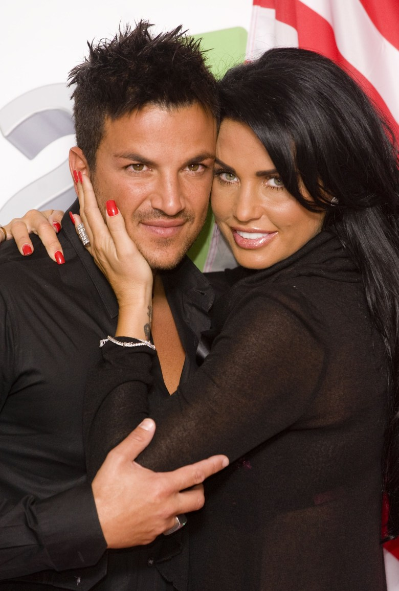 Peter Andre and Katie Price are credited with sparking the trend after naming their daughter Princess Tiaamii