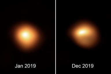 Nearby 'Betelgeuse' star still mysteriously 'dimming' - and scientists think it could explode