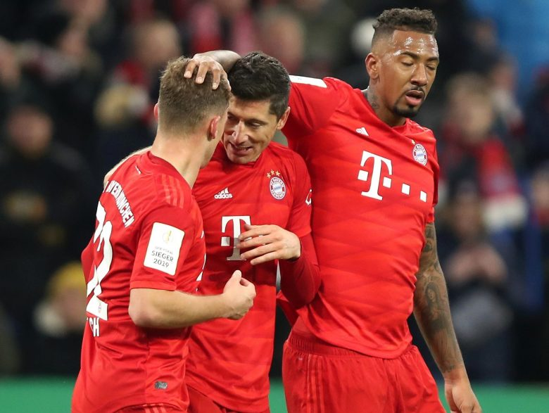 Can Bayern Munich hold off the chasing pack again this year?