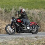 Harley Davidson Street Bob Is Practical And You Don T Need To Rob A Bank To Own One