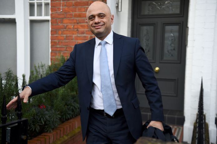 Sajid Javid's allies accused No10 of mining him from day one in an effort to force him to spend billions more