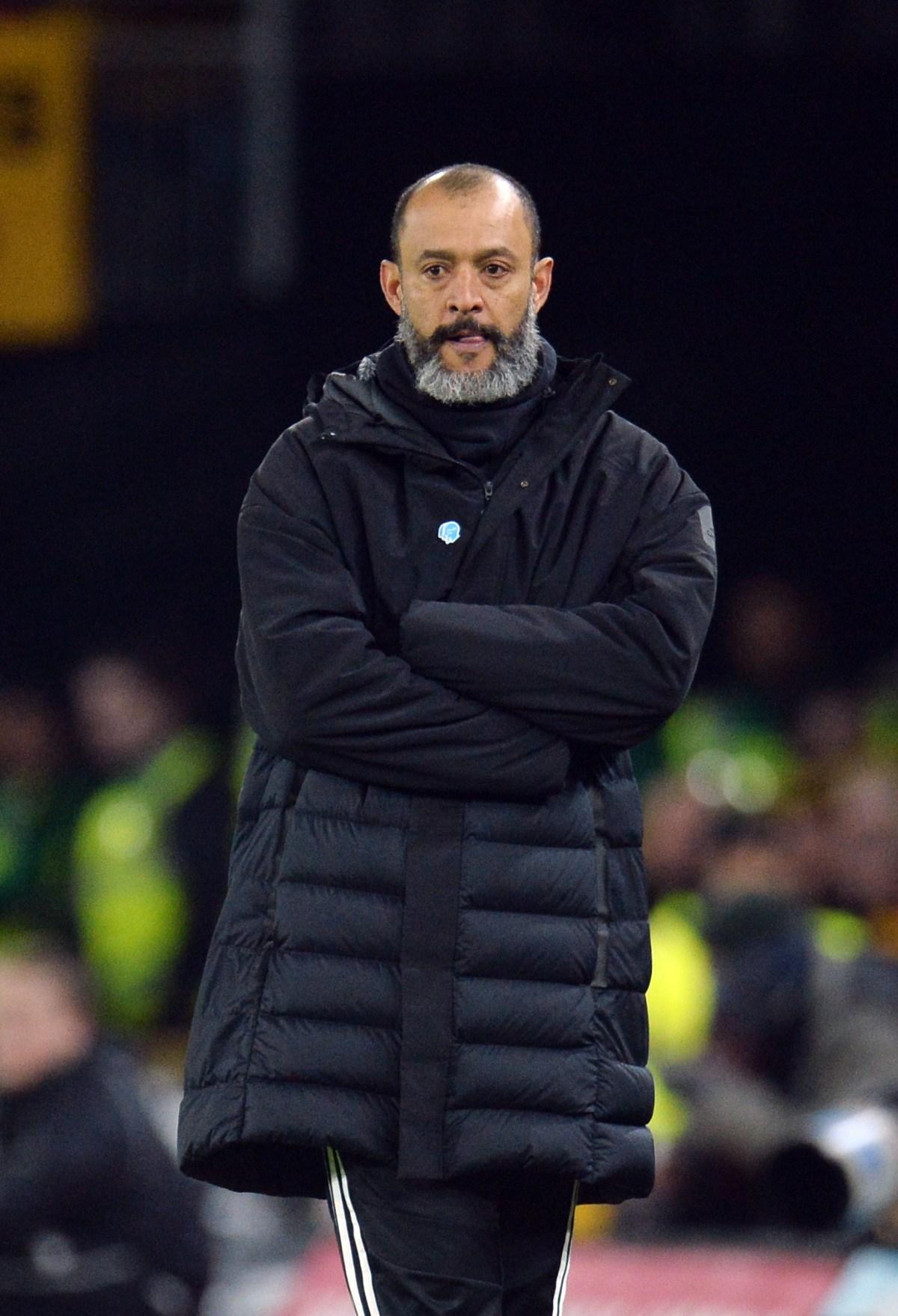 Nuno Esprito Santo has turned Wolves catastrophes into fortunes