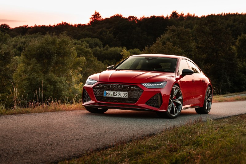 Audi has opened its power for a wider audience making it a real five-seater equipped with a practical three-seater rear seat