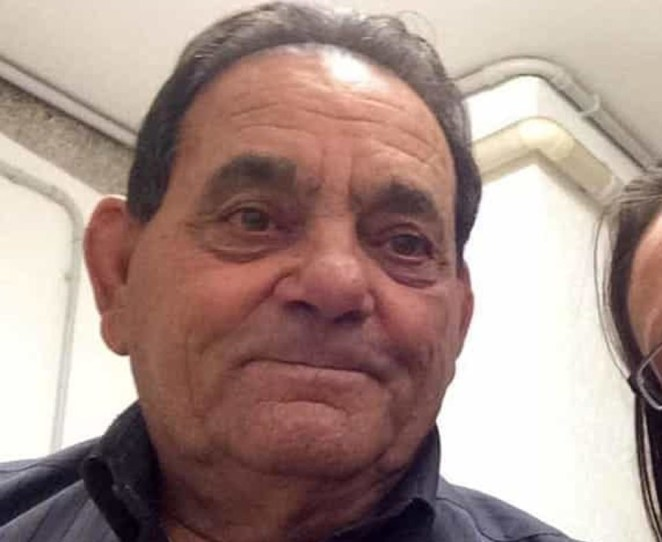 Retired bricklayer Adriano Trevisan, 78, died in hospital in Padua on Friday evening - becoming the first European to die from coronavirus