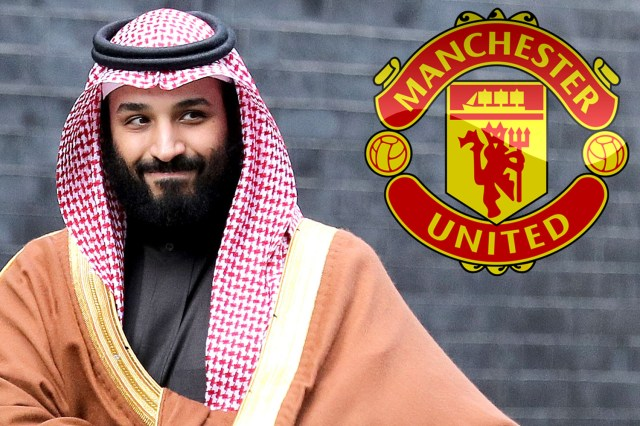 Prince Mohammed bin Salman wants to buy Manchester United