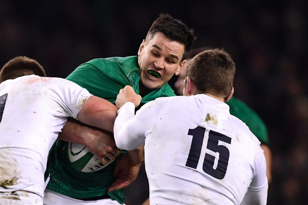 Six Nations 2020: Ireland captain Sexton reckons they can live with England's rough and tumble style at Twickenham
