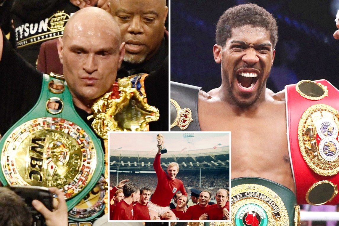 Tyson Fury Vs Anthony Joshua Would Be Britain'S Biggest Sporting Event Since 1966 World Cup, Insists Frank Warren