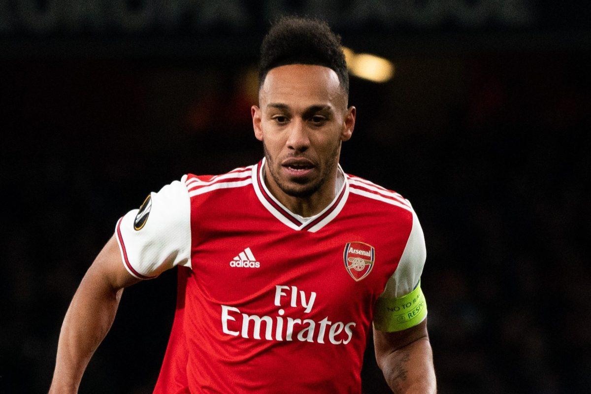 Aubameyang warned Man Utd won't win Premier League title for 'years' by Arsenal legend Nicholas amid £50m transfer talk