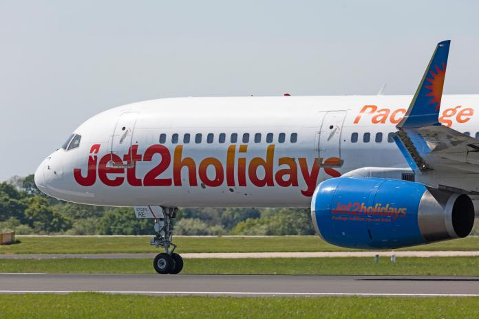 All trips booked through Jet2 until June 17 are now canceled due to the pandemic