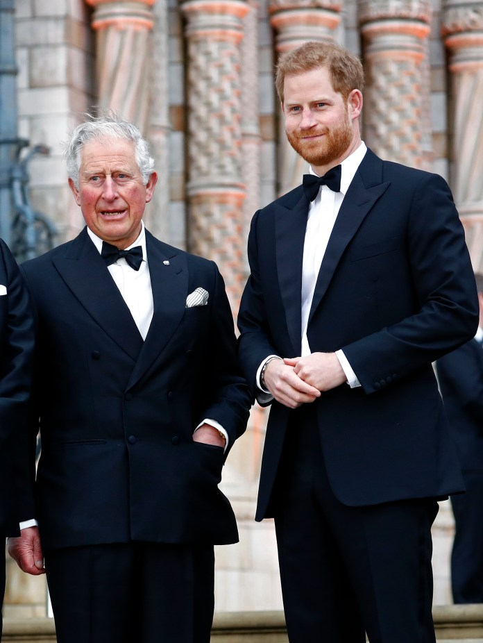 He must now contact his son, says royal author
