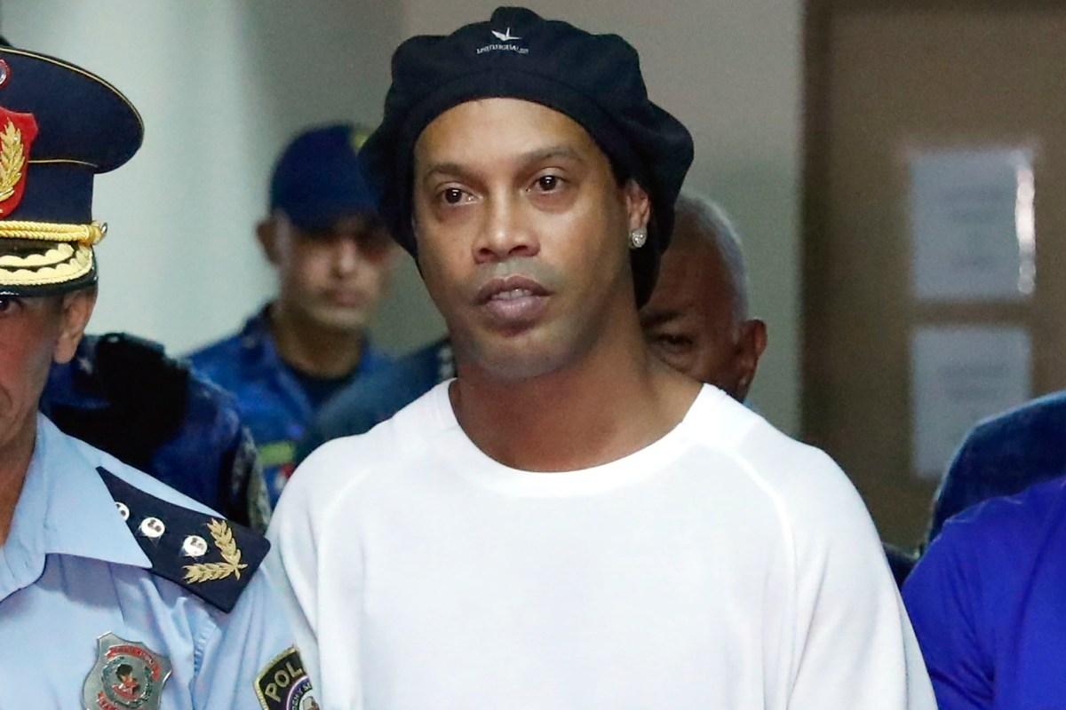 Ronaldinho's sad demise from Barcelona legend to house seizure & passport fraud