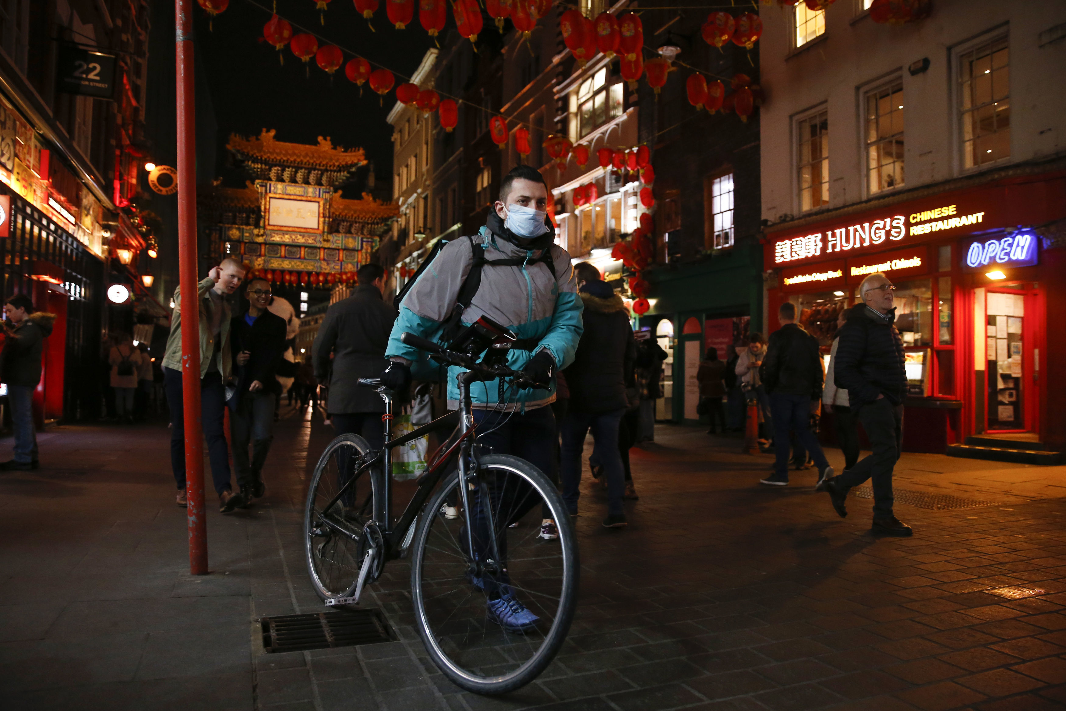 Deliveroo will still offer delivery service during the second national lockdown in England