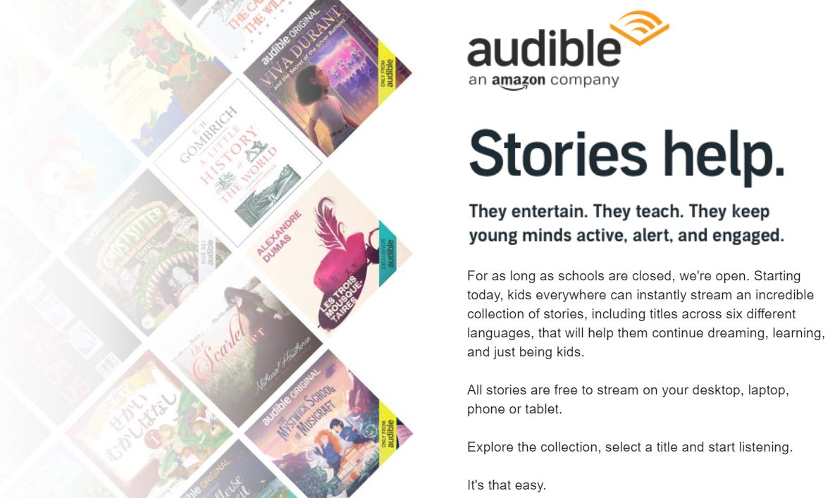 Image result for audible free books