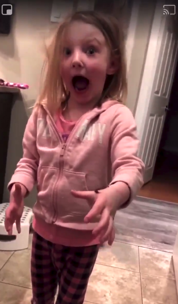 she video Piss and poop