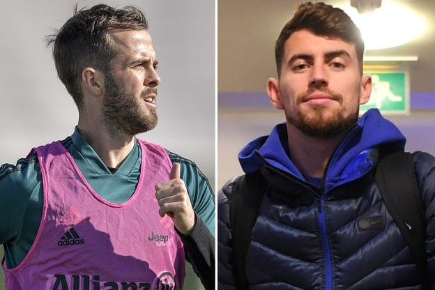 Chelsea 'to be offered Miralem Pjanic as part of player-plus-cash ...